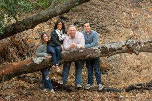 Tony Watson Family